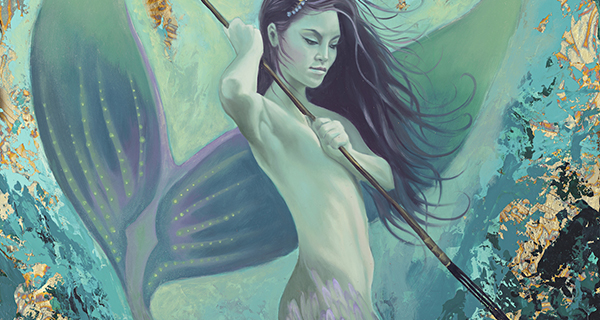 Deep Sea Huntress